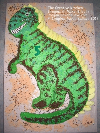 Easy Trex Cake Ideas 114399 2d Birthday Cake Dinosaur Tyr