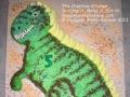 Tyrannosaurus Rex Cake