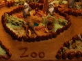 Zoo Cake - Night Lit