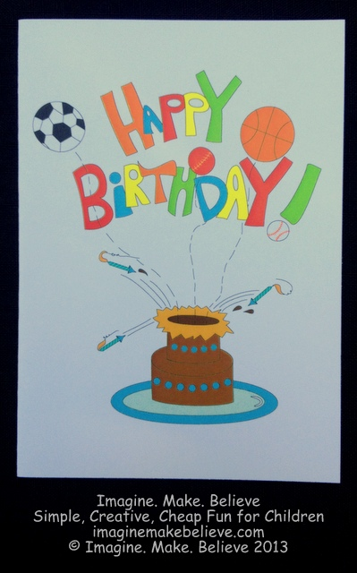 Happy Birthday - Boy