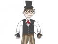 Steampunk - Boy