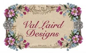 Val Laird Designs Logo