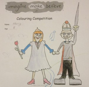 Colouring competition,