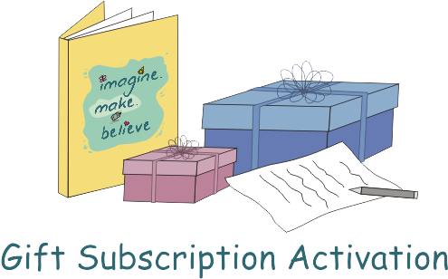 Gift Subscription Activation