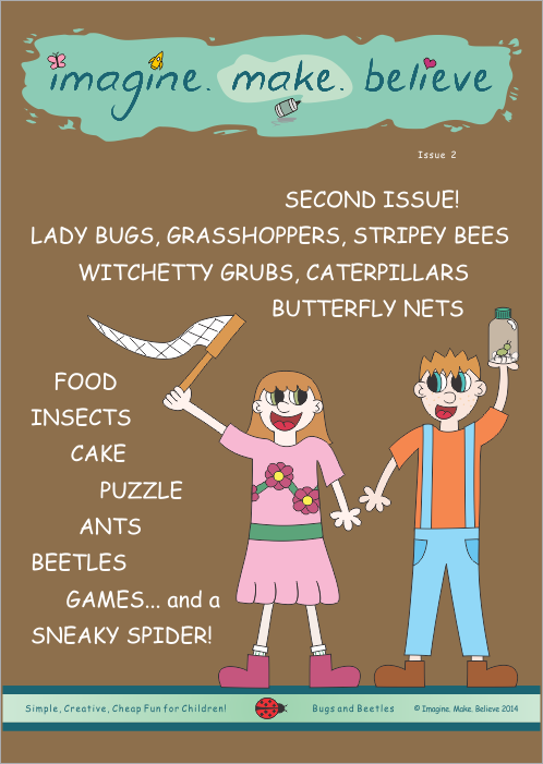 children, kids, magazine, digital, craft, sewing, insects, bugs, beetles, stitching, holiday, fun, cheap, simple, pattern, tutorial, project