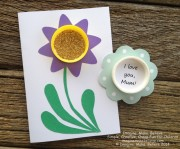 Free Fun Friday - Mother's Day Milk Lid Magnet - recycle, upcycle, quick craft, small gift, easy, milk bottle lid, juice bottle lid, paper craft, free printable, free template, kids craft, children, greeting card